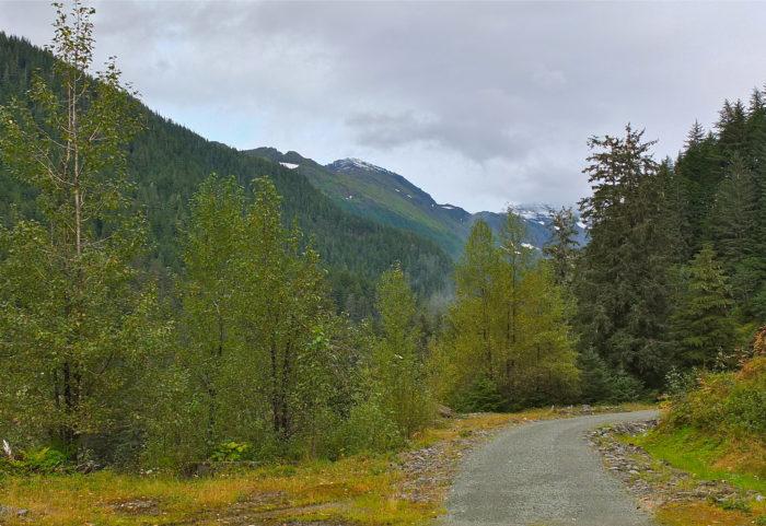 10. Salmon Creek Trail – Juneau