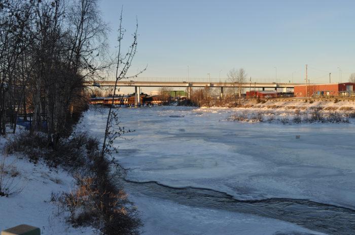 6. Ship Creek – Anchorage