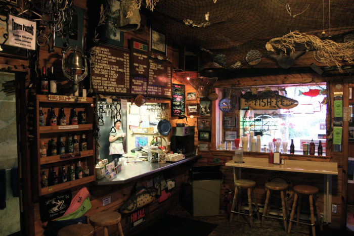 20. Swiftwater Seafood – Whittier