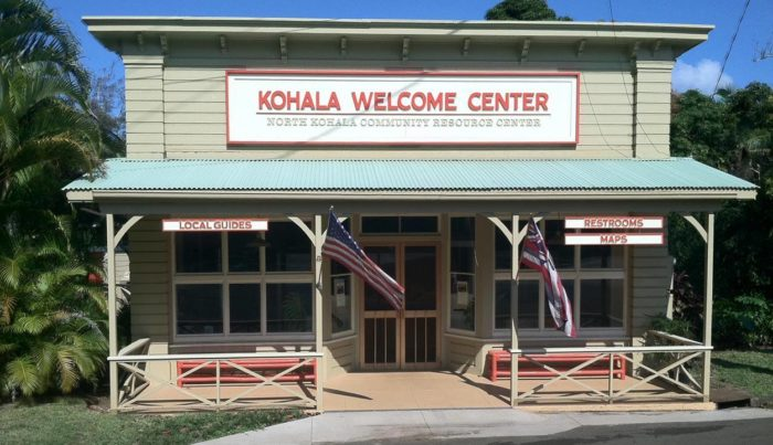 For an introduction to the town: Kohala Welcome Center