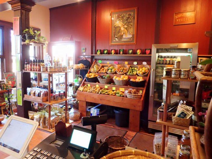 For the freshest produce + Hawaii products: Kohala Grown Market