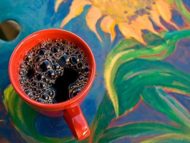 For your morning cup of Joe: Kohala Coffee Mill