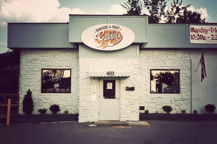 2. Gabby's Burgers & Fries