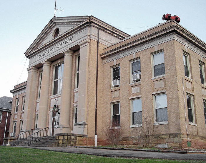 Gilmer_County_Courthouse_WV