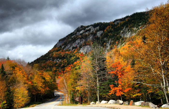 While you can easily spend a whole day enjoying Bethel, you'd be missing out if you didn't head just north to Newry for some time in the incredible wild of Grafton Notch State Park.