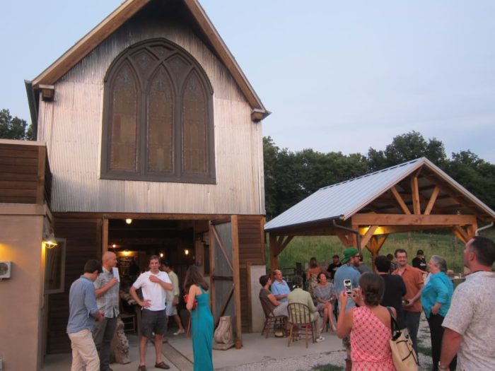 Go off-beaten-path to Green Dirt Farm for gourmet ice cream, artisan cheeses and more.