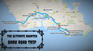 This Haunted Road Trip Will Lead You To The Scariest Places In Hawaii