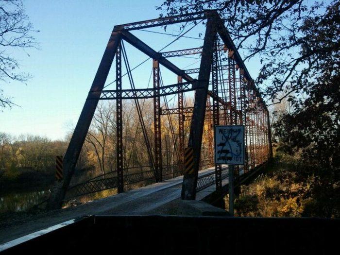 2. Rocky Ford Bridge (Emporia)