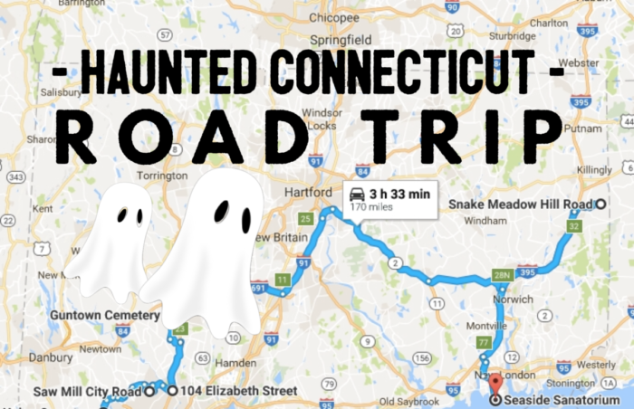 You Might See Ghosts On Connecticut 39 S Haunted Road Trip
