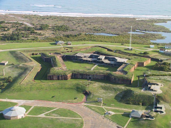 10. Fort Morgan - Gulf Shores, AL