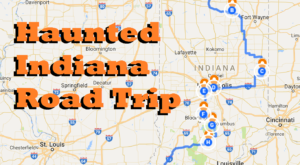 This Haunted Road Trip Will Lead You To The Scariest Places In Indiana