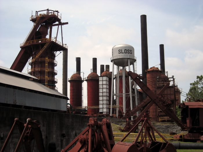 6. Sloss Furnaces - Birmingham