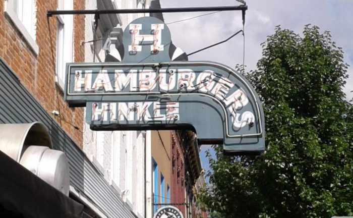 10. Hinkle's Sandwich Shop - Madison