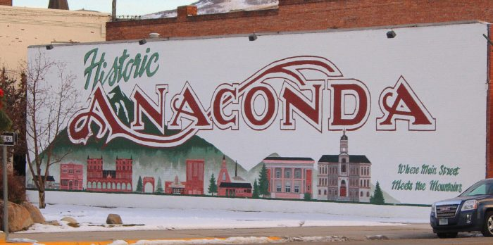 Anaconda, which is located about 24 miles from Butte, got its start as an industrial town filled with early settlers and immigrants who worked hard and built a welcoming community.
