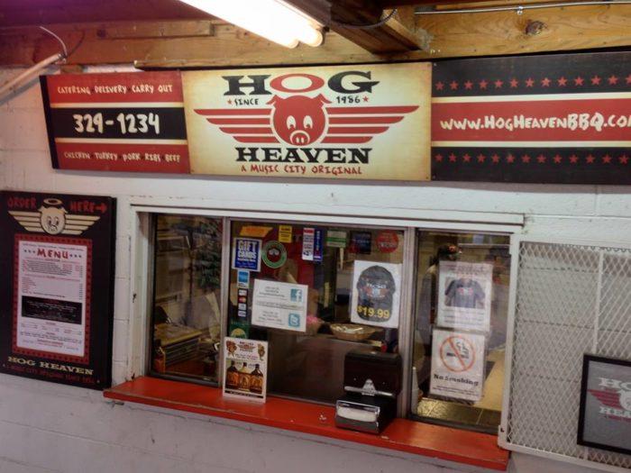 3. Hog Heaven