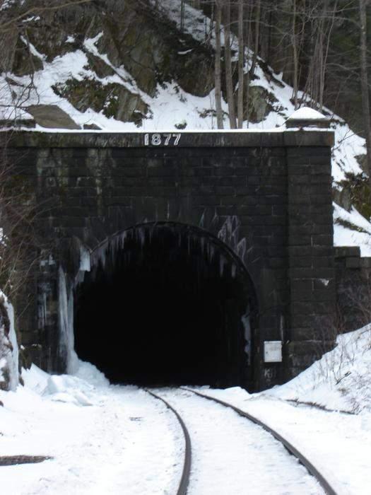 5. The Hoosac Tunnel, North Adams & Florida