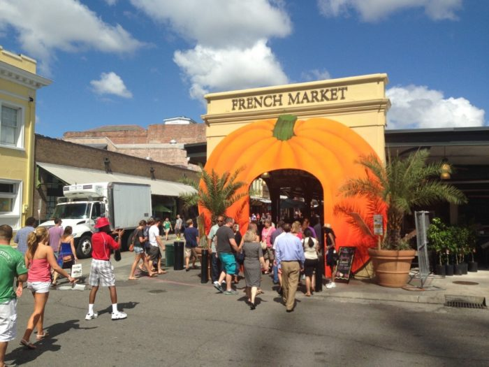 1) Boo Carre Halloween and Harvest Festival, The French Market