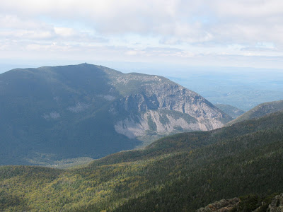 In fact, some of the areas of the Pemigewasset Wilderness Area are the furthest you can get from a road in New Hampshire.