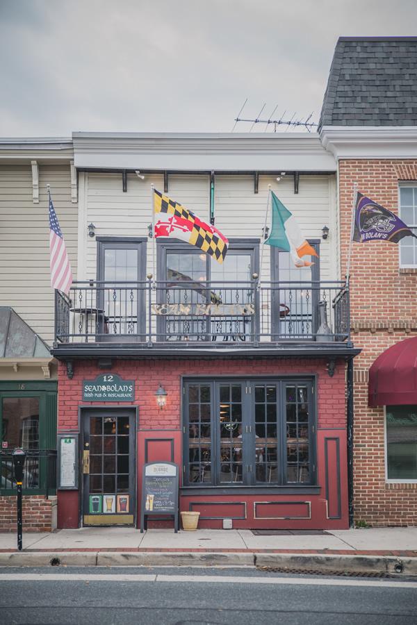 2. Sean Bolan's Irish Pub, Bel Air