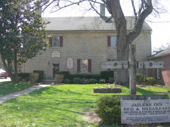 Visit the Old Nelson County Jail