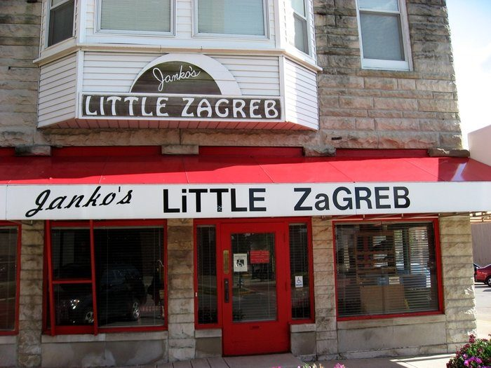 5. Janko's Little Zagreb - Bloomington