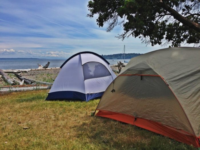 4. Blake Island Marine State Park