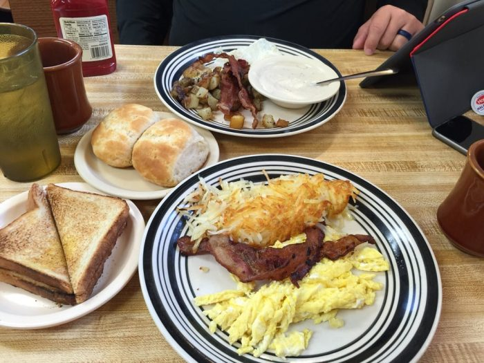 Judy's Castle Food