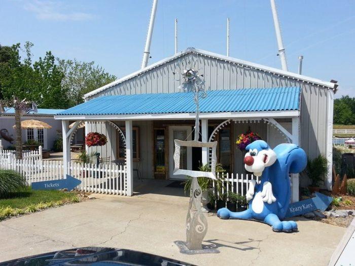 9. Kentucky Shores Family Fun Center, Gilbertsville