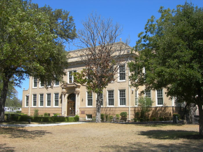 6. Kerr County Courthouse