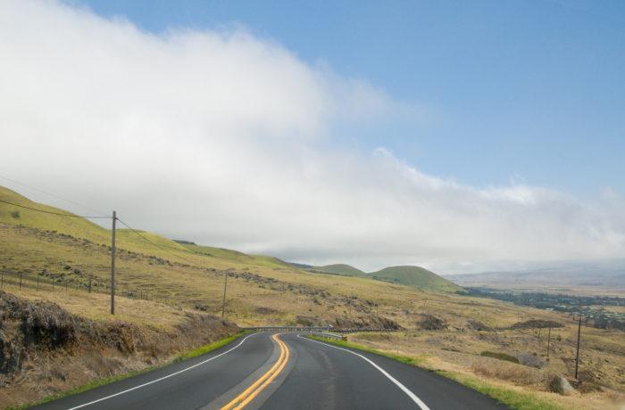 For a scenic drive: Kohala Mountain Road