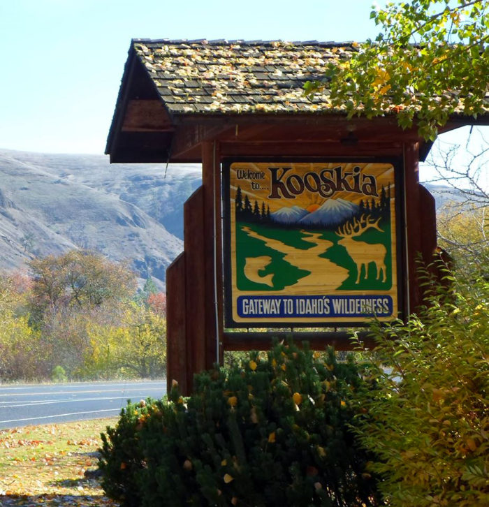 Kooskia, Idaho is a breathtaking town of only 600 or so residents that sits as a perfect gateway between central and northern Idaho.