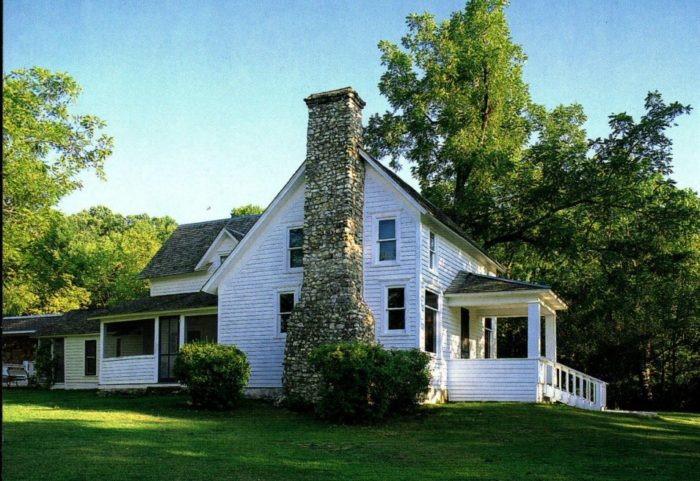 8. Laura Ingalls Wilder Historic Home and Museum - Mansfield