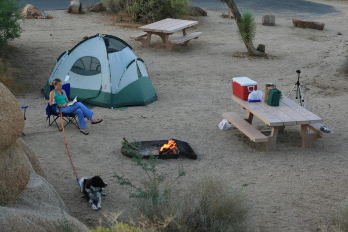 10. Rock Dog Campground