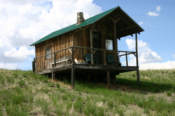 You can also stay in one of the genuine homestead cabins to get a real glimpse into the past.