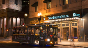 This Haunted Massachusetts Trolley Tour Is Not For The Faint Of Heart