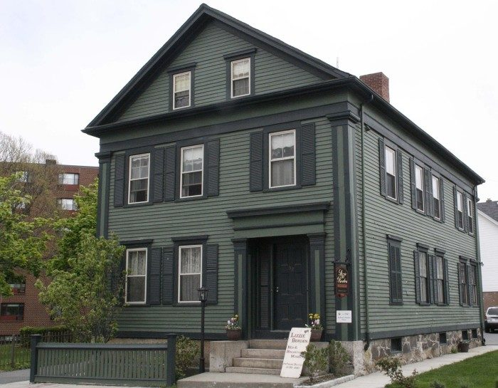 10. The Lizzie Borden House, Fall River