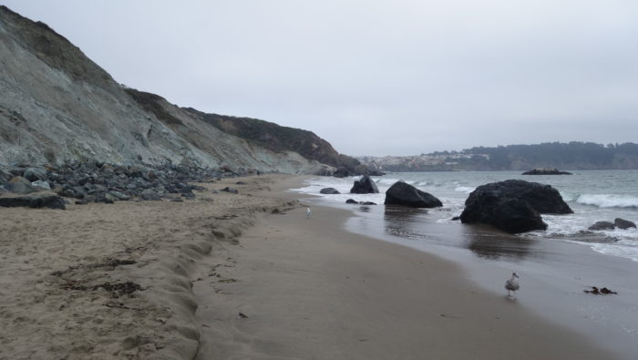 2. Marshall Beach: Lincoln Blvd and Langdon Court, San Francisco