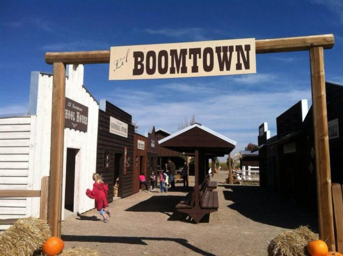 Or explore Lil' Boomtown.