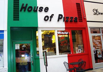 9. Manny's House of Pizza