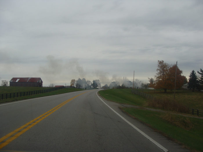 6. Midway-Versailles Road (US-62)