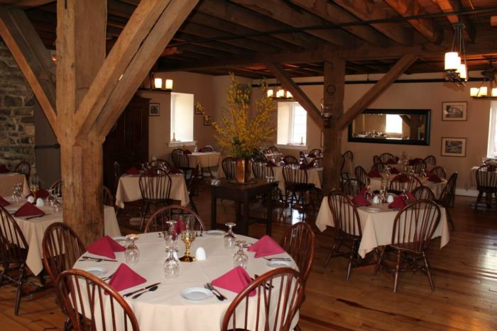 The Inn At Millrace Pond Is The New Jersey Restaurant With