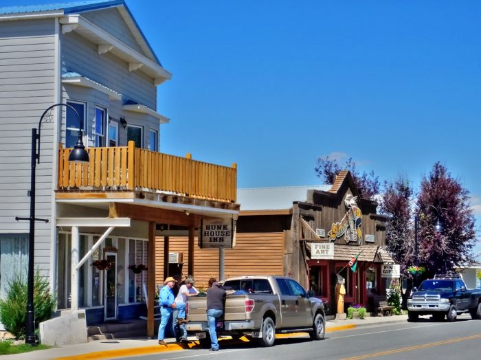The route was designed to promote sustainable tourism through Montana's wild country.