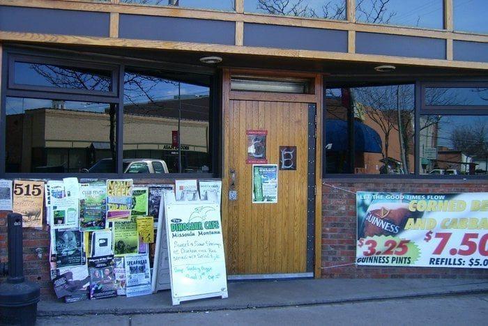 5. Dinosaur Cafe, 428 N Higgins Ave, Missoula