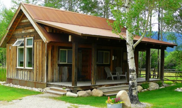 Cozy Idaho cabin - Moose Creek Ranch