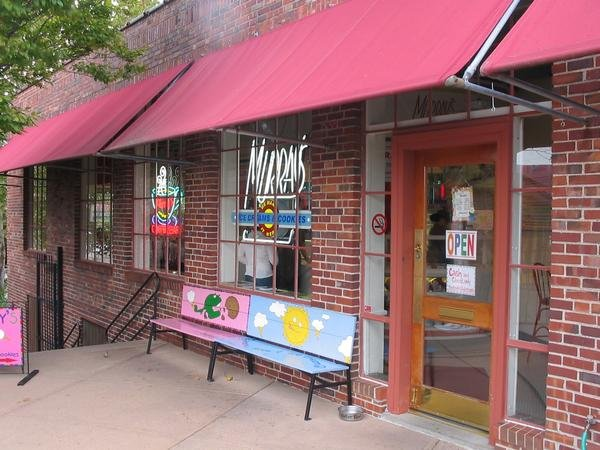 Murray's Ice Cream Shop was established in 1984 and is nestled in the bustling Westport neighborhood in Kansas City.
