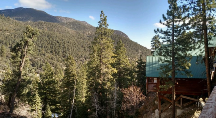 Mount Charleston Cabins