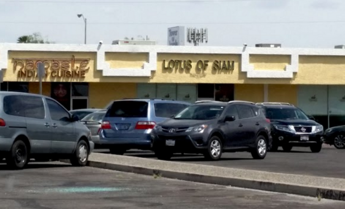 Lotus of Siam, Las Vegas, NV