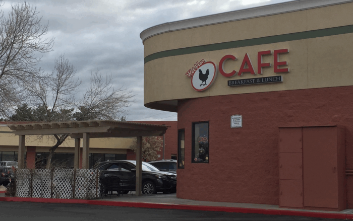 Wet Hen Cafe, Reno, NV