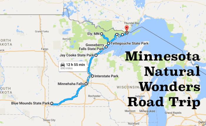 Natural Wonders Road Trip
