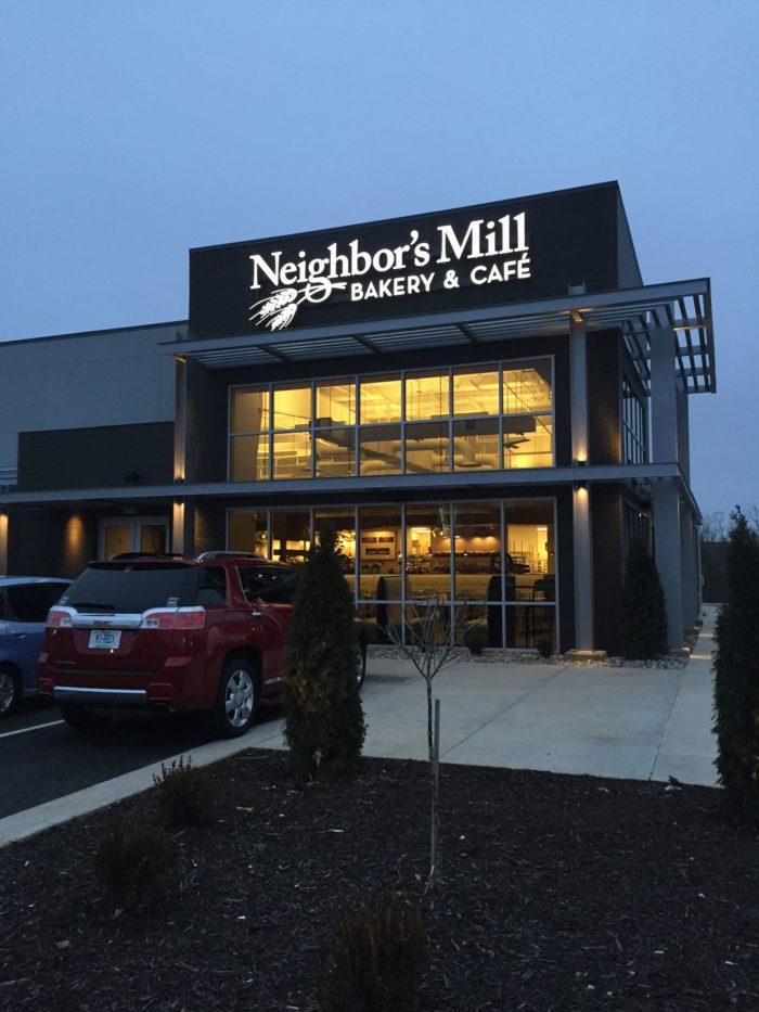 6. Neighbor's Mill - Springfield